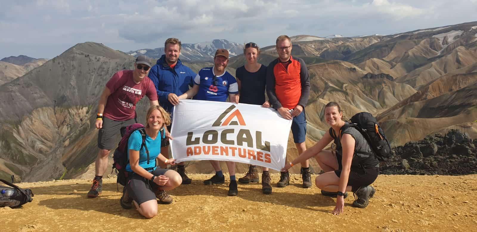 Welkom bij Local Adventures, de expert voor de beste Ijslandreizen